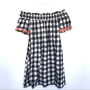 ASOS   Check Dress